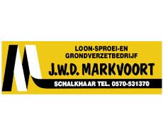 Loon-, sproei- en grondverzetbedrijf J.W.D. Markvoort